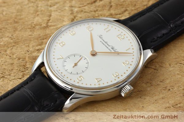 Used luxury watch IWC Portugieser steel automatic Kal. 891/2 Ref. 3531  | 150824 01