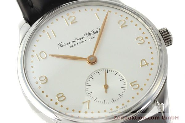 Used luxury watch IWC Portugieser steel automatic Kal. 891/2 Ref. 3531  | 150824 02