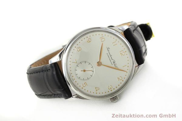 Used luxury watch IWC Portugieser steel automatic Kal. 891/2 Ref. 3531  | 150824 03