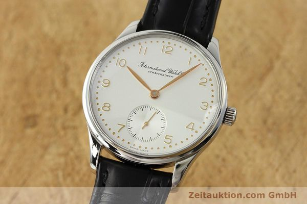 Used luxury watch IWC Portugieser steel automatic Kal. 891/2 Ref. 3531  | 150824 04