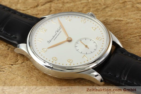 Used luxury watch IWC Portugieser steel automatic Kal. 891/2 Ref. 3531  | 150824 13