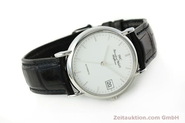 Used luxury watch IWC Portofino steel automatic Kal. 37521 Ref. 35131  | 150826 03