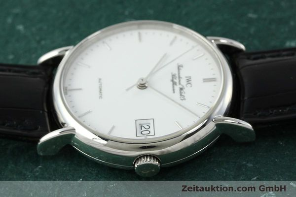Used luxury watch IWC Portofino steel automatic Kal. 37521 Ref. 35131  | 150826 05