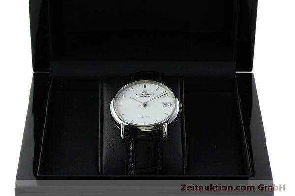Used luxury watch IWC Portofino steel automatic Kal. 37521 Ref. 35131  | 150826 07