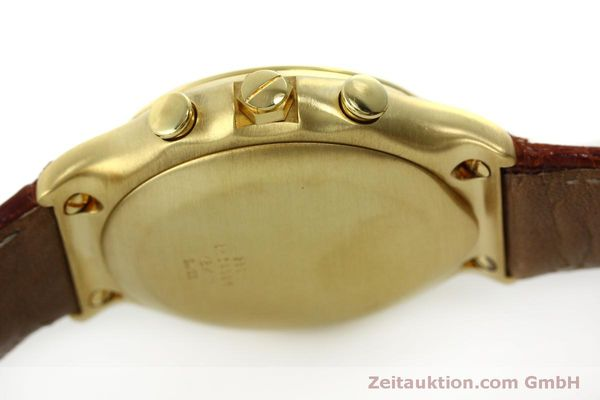 Used luxury watch Ebel 1911 chronograph 18 ct gold automatic Kal. 134 Ref. 8134901  | 150830 11