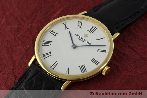 Used luxury watch Vacheron & Constantin Classique 18 ct gold manual winding Kal. 1132-1 Ref. 31039  | 150833 01
