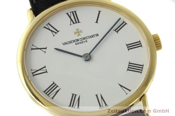 Used luxury watch Vacheron & Constantin Classique 18 ct gold manual winding Kal. 1132-1 Ref. 31039  | 150833 02