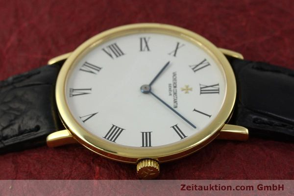 Used luxury watch Vacheron & Constantin Classique 18 ct gold manual winding Kal. 1132-1 Ref. 31039  | 150833 05