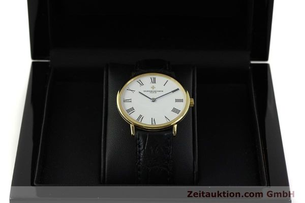 Used luxury watch Vacheron & Constantin Classique 18 ct gold manual winding Kal. 1132-1 Ref. 31039  | 150833 07