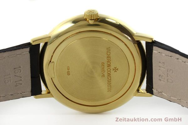 Used luxury watch Vacheron & Constantin Classique 18 ct gold manual winding Kal. 1132-1 Ref. 31039  | 150833 08