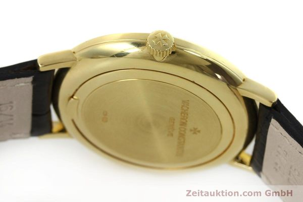 Used luxury watch Vacheron & Constantin Classique 18 ct gold manual winding Kal. 1132-1 Ref. 31039  | 150833 11