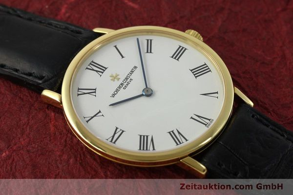 Used luxury watch Vacheron & Constantin Classique 18 ct gold manual winding Kal. 1132-1 Ref. 31039  | 150833 15