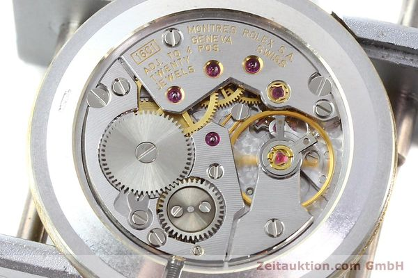 Used luxury watch Rolex Cellini 18 ct gold manual winding Kal. 1601 Ref. 4112  | 150836 10