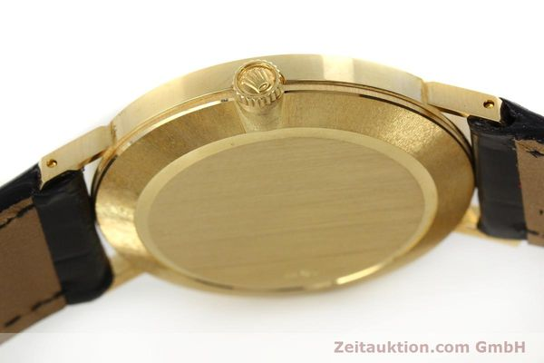 Used luxury watch Rolex Cellini 18 ct gold manual winding Kal. 1601 Ref. 4112  | 150836 11
