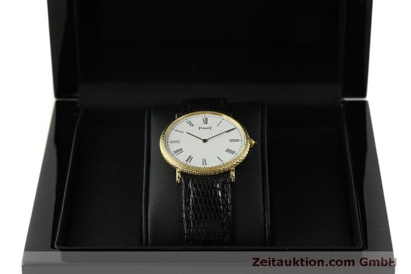 Used luxury watch Piaget * 18 ct gold manual winding Kal. 9P2 Ref. 9026  | 150838 07