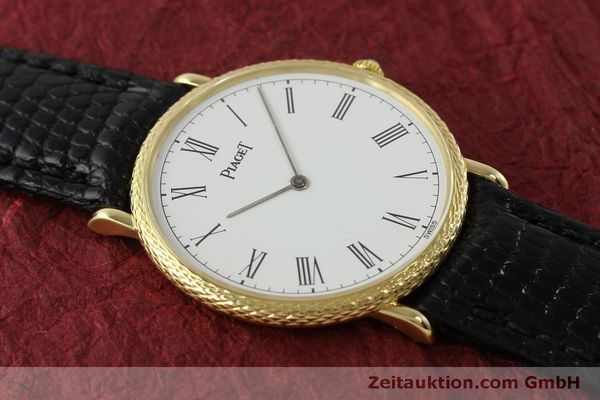 Used luxury watch Piaget * 18 ct gold manual winding Kal. 9P2 Ref. 9026  | 150838 15