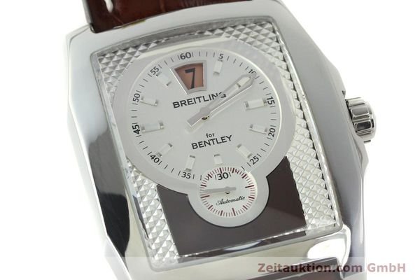 Used luxury watch Breitling Bentley steel automatic Kal. B28 ETA 2892A2 Ref. A28362  | 150842 02