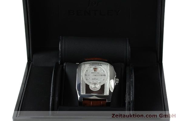 Used luxury watch Breitling Bentley steel automatic Kal. B28 ETA 2892A2 Ref. A28362  | 150842 07