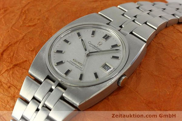 Used luxury watch Omega Constellation steel automatic Kal. 1001  | 150849 01