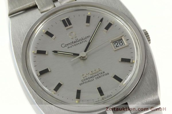 Used luxury watch Omega Constellation steel automatic Kal. 1001  | 150849 02