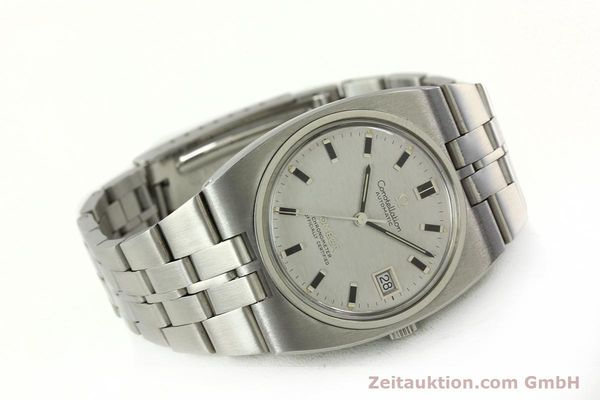 Used luxury watch Omega Constellation steel automatic Kal. 1001  | 150849 03