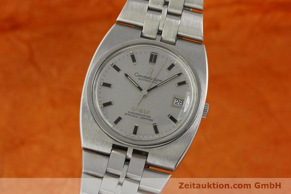 Used luxury watch Omega Constellation steel automatic Kal. 1001  | 150849 04