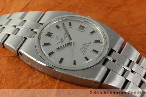 Used luxury watch Omega Constellation steel automatic Kal. 1001  | 150849 14
