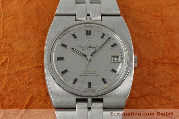 Used luxury watch Omega Constellation steel automatic Kal. 1001  | 150849 15
