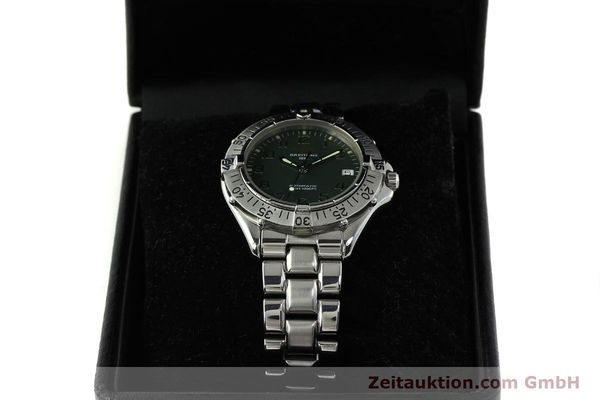 Used luxury watch Breitling Colt steel automatic Kal. B17 ETA 2824-2 Ref. A17035  | 150850 07