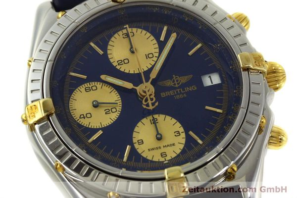 Used luxury watch Breitling Chronomat chronograph steel automatic Kal. B13 ETA 7750 Ref. B13048  | 150866 02