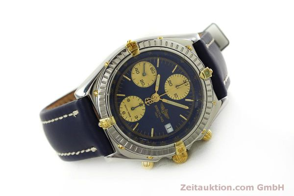 Used luxury watch Breitling Chronomat chronograph steel automatic Kal. B13 ETA 7750 Ref. B13048  | 150866 03