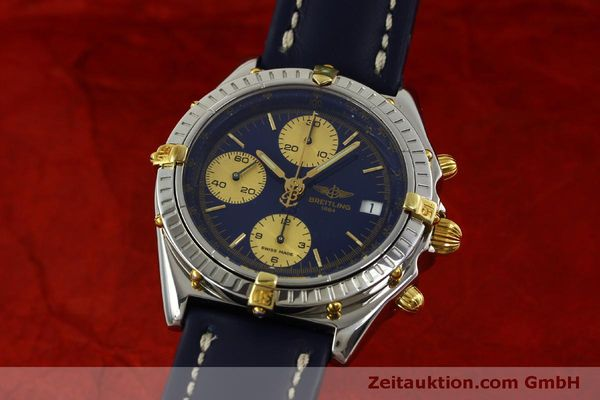 Used luxury watch Breitling Chronomat chronograph steel automatic Kal. B13 ETA 7750 Ref. B13048  | 150866 04