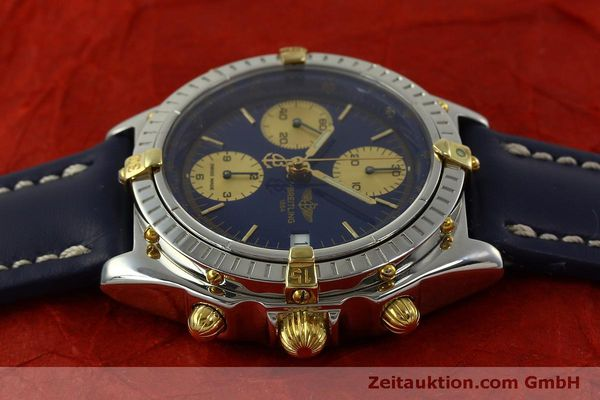 Used luxury watch Breitling Chronomat chronograph steel automatic Kal. B13 ETA 7750 Ref. B13048  | 150866 05