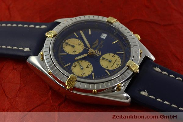 Used luxury watch Breitling Chronomat chronograph steel automatic Kal. B13 ETA 7750 Ref. B13048  | 150866 14