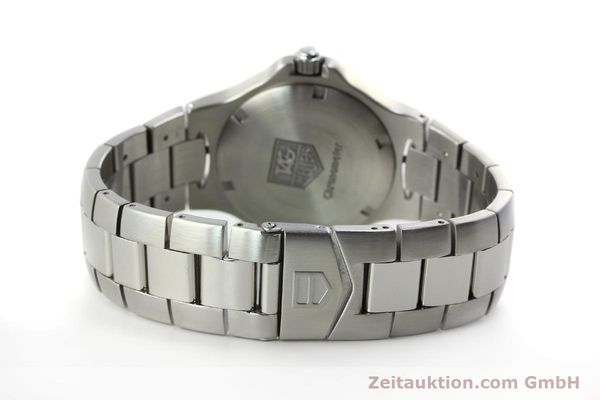 Used luxury watch Tag Heuer Professional steel automatic Kal. 7 ETA 2892A2 Ref. WL5113-0  | 150868 11