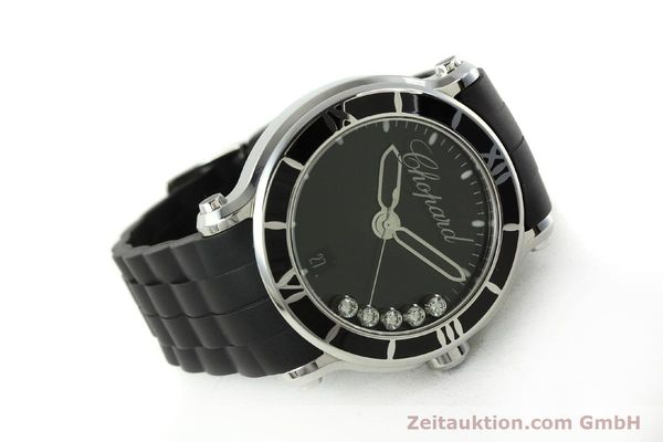 Used luxury watch Chopard Happy Sport steel quartz Kal. ETA 955.112  | 150869 03