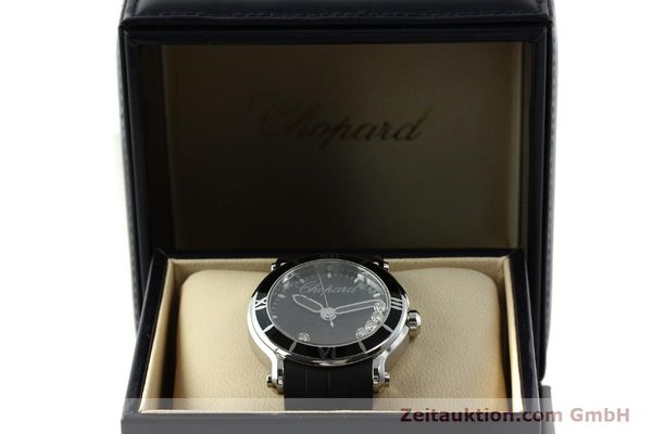 Used luxury watch Chopard Happy Sport steel quartz Kal. ETA 955.112  | 150869 07