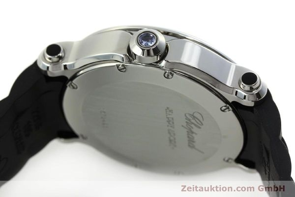 Used luxury watch Chopard Happy Sport steel quartz Kal. ETA 955.112  | 150869 10