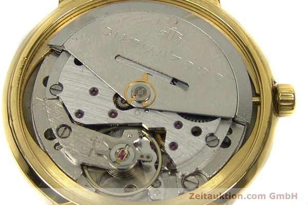 Used luxury watch Glashütte Spezimatic gold-plated automatic Kal. 75  | 150870 10