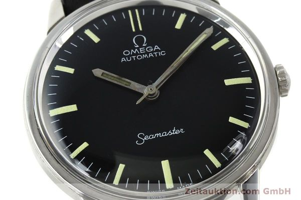 Used luxury watch Omega Seamaster steel automatic Kal. 552 Ref. 165.002 VINTAGE  | 150875 02