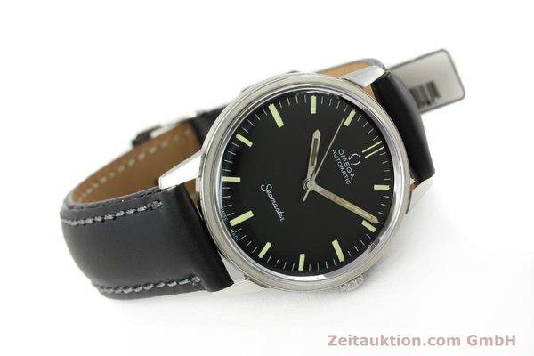 Used luxury watch Omega Seamaster steel automatic Kal. 552 Ref. 165.002 VINTAGE  | 150875 03