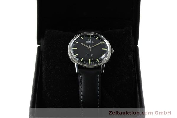 Used luxury watch Omega Seamaster steel automatic Kal. 552 Ref. 165.002 VINTAGE  | 150875 07