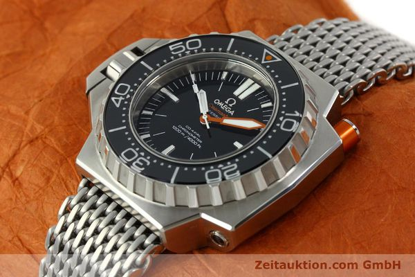 Used luxury watch Omega Seamaster steel automatic Kal. 8500  | 150883 01