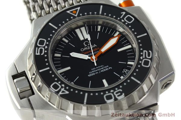 Used luxury watch Omega Seamaster steel automatic Kal. 8500  | 150883 02
