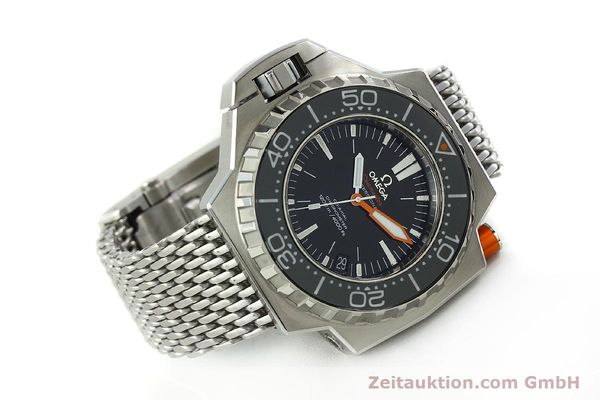 Used luxury watch Omega Seamaster steel automatic Kal. 8500  | 150883 03