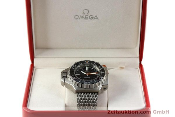Used luxury watch Omega Seamaster steel automatic Kal. 8500  | 150883 07