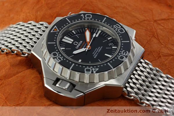 Used luxury watch Omega Seamaster steel automatic Kal. 8500  | 150883 14