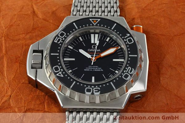 Used luxury watch Omega Seamaster steel automatic Kal. 8500  | 150883 15