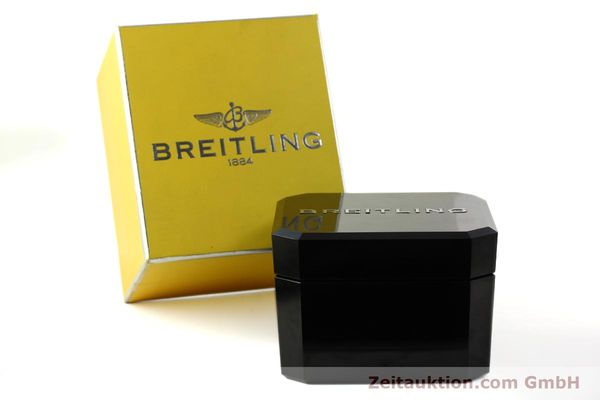 Used luxury watch Breitling Colt steel automatic Kal. B17 ETA 2824-2 Ref. A17350  | 150889 06
