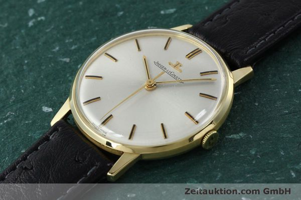 Used luxury watch Jaeger Le Coultre * 18 ct gold manual winding Kal. 885 Ref. 20007 VINTAGE  | 150890 01